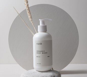 Explore Organic Body Wash