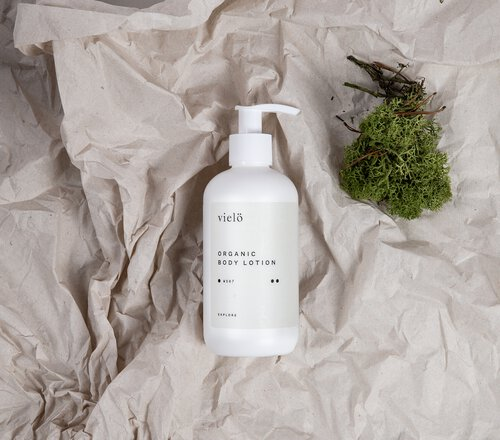 Explore Organic Body Lotion