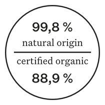 Certified organic natural origin seal vielö Conditioner