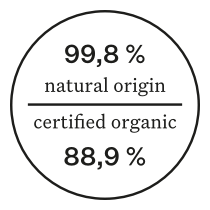 Certified organic natural origin seal vielö Hand Balm
