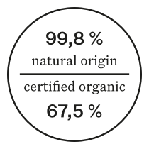Certified organic natural origin seal vielö Hand Wash